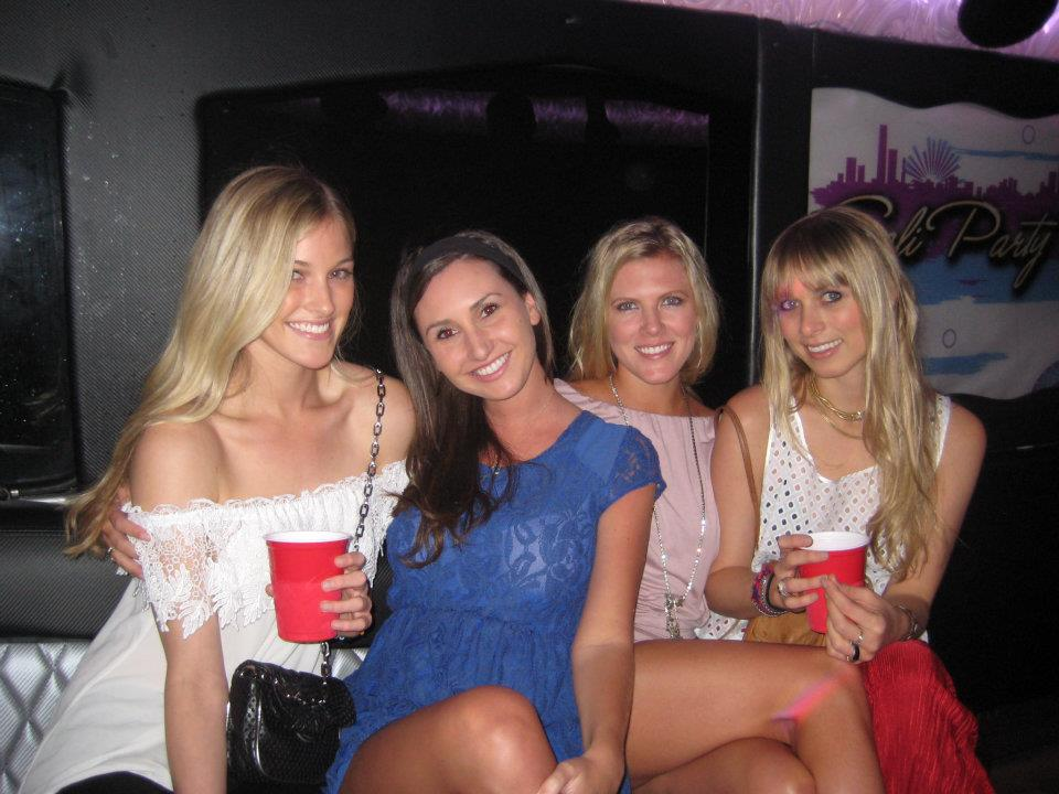 Amateur girls wild parties