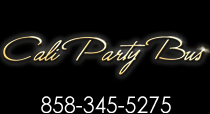 San Diego Party Bus | Limo Bus Services | San Francisco Party Buses | Wine Tours : Cali Party Bus