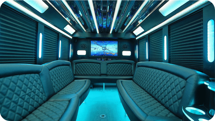 SF party bus with restroom