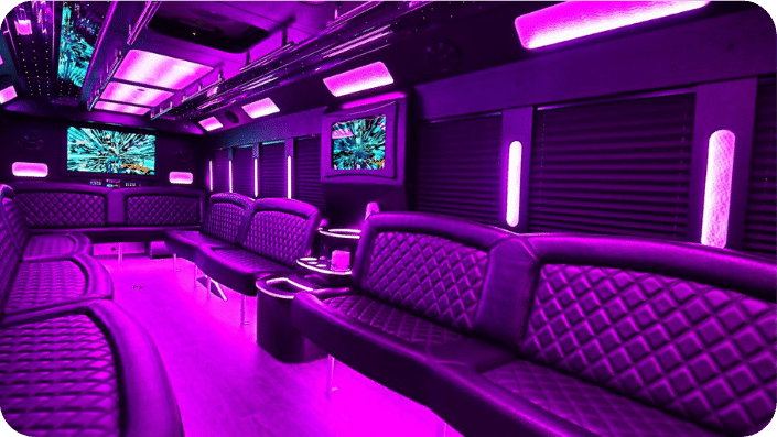 winery tour party bus