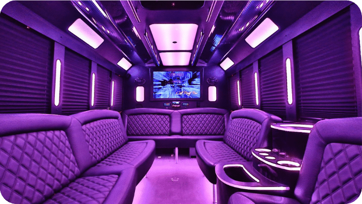 20 Person SF Party Bus