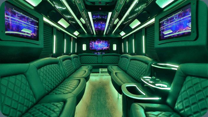 SF Limo bus