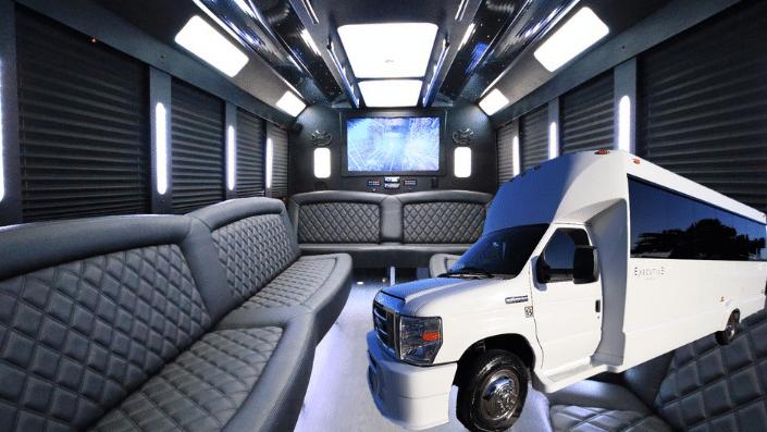 15 person Cali Party Bus