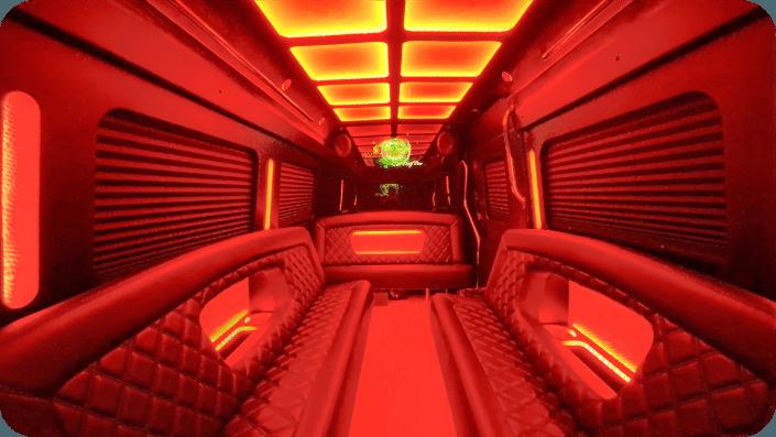 Sprinter Limo Van Cali Party Bus