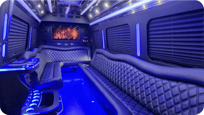 Sprinter Cali Party Bus