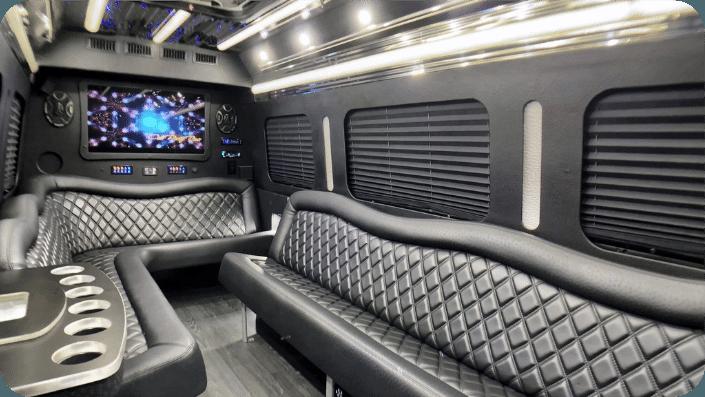Sprinter Van Cali Party Bus
